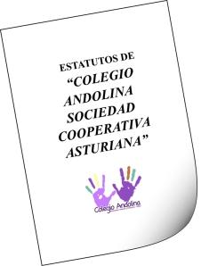 """Estatutos """"Colegio Andolina"""""""