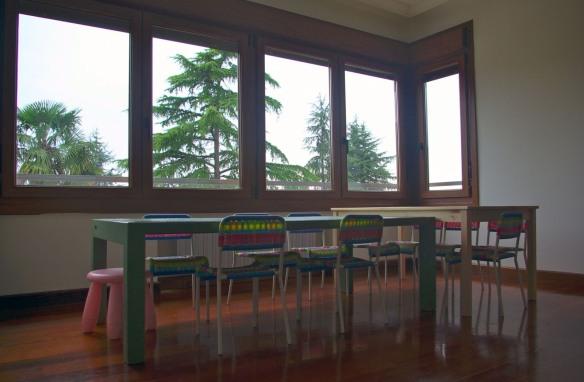 Colegio Andolina. Espacio educativo
