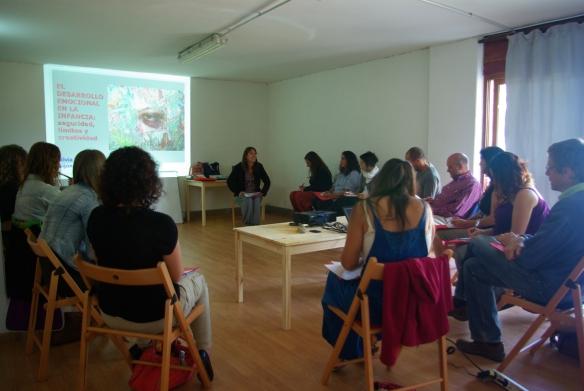 I Jornadas Andolina. El desarrollo informal en la infancia.