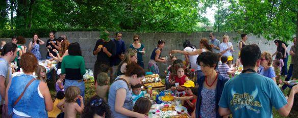 Colegio Andolina. Fiesta de Fin de Curso. 2011/2012