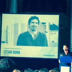 Presentacion escuelas Changemaker por Cesar Bona